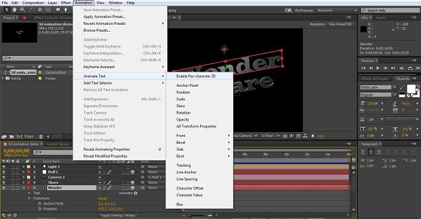 Grundlagen der 3D Animation