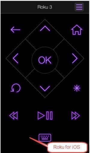 roku ios app