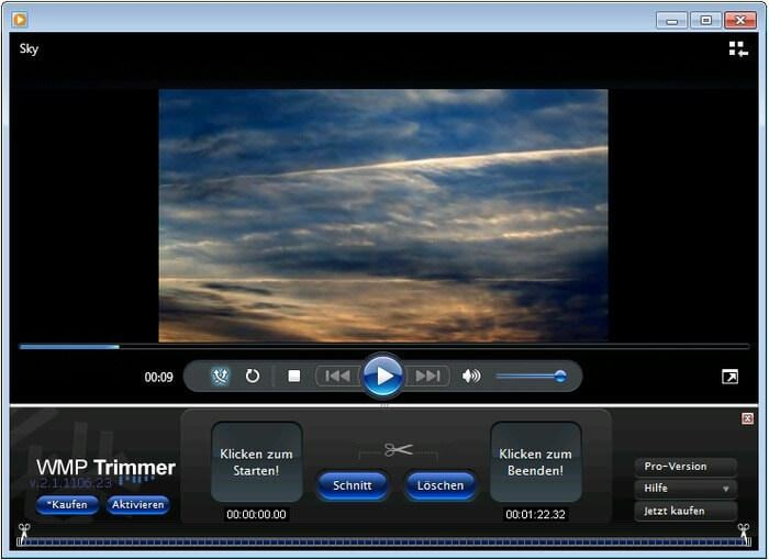 SolveigMM Video Splitter MKV Videoschnittprogramm