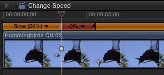 hold frames in fcp x