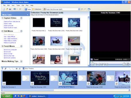 windows moviemaker Foto Video Maker