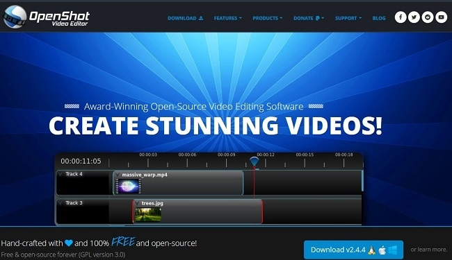 free online video editor no watermark
