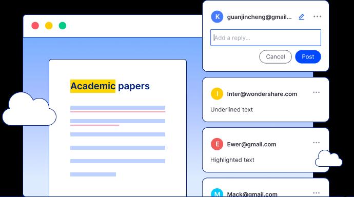 multi-user annotations