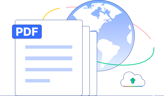 manage pdf files in cloud