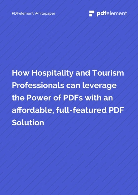 White Paper Thumbnail for Hospitality