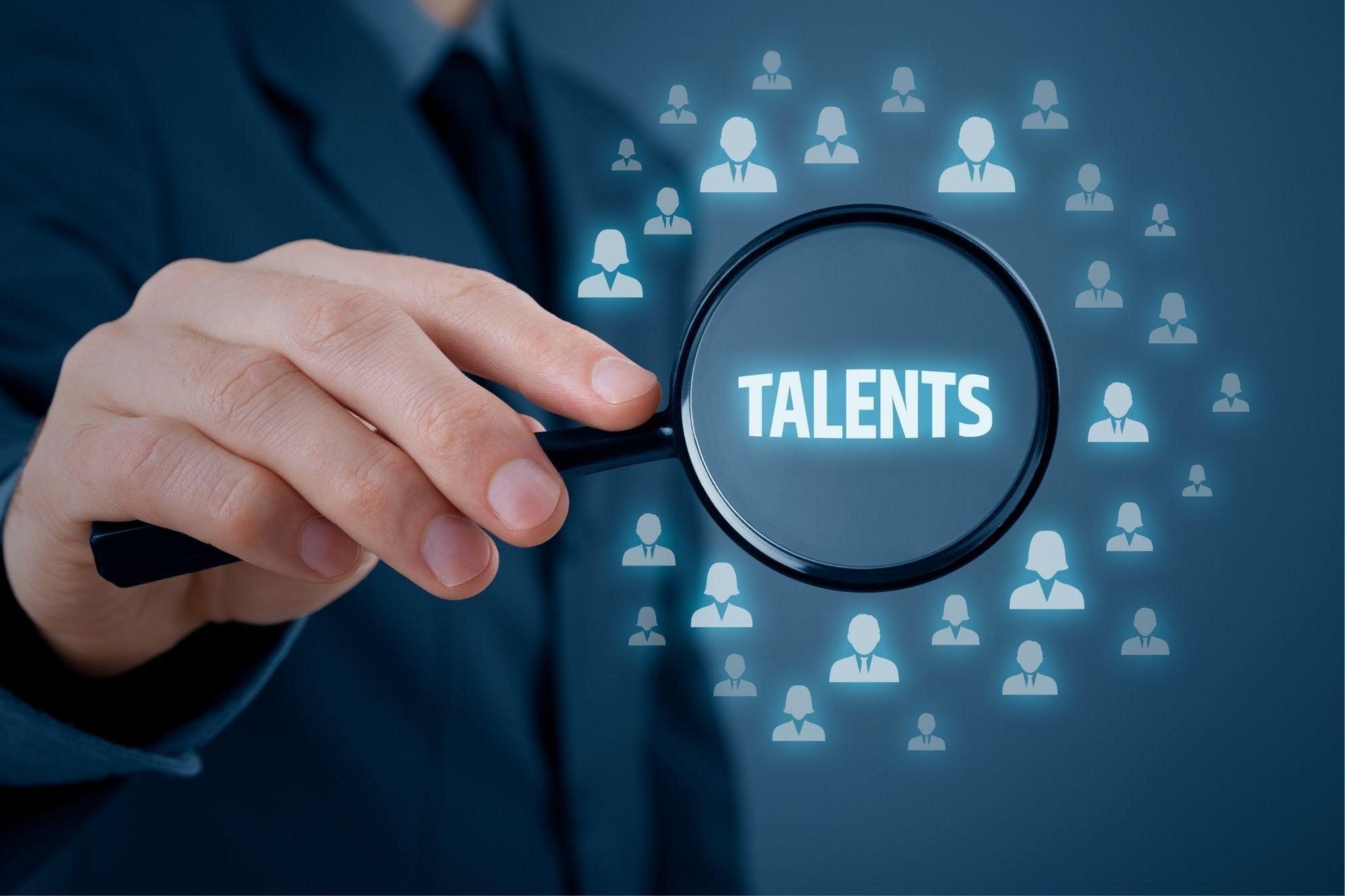 attract talent