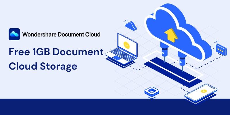 free 1gb document cloud storage