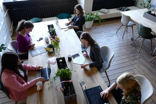 collaborative learning in companies