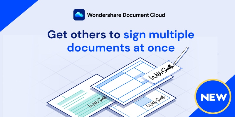 esign multiple documents at once