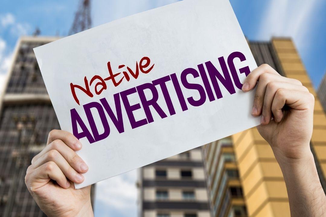 go for native advertising