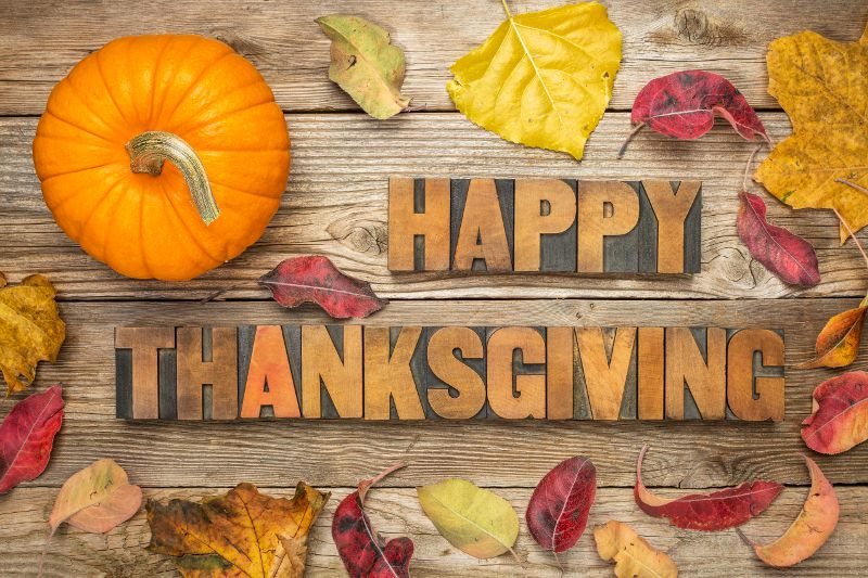 50 Thanksgiving Messages, Wishes and Greetings | Wondershare PDFelement
