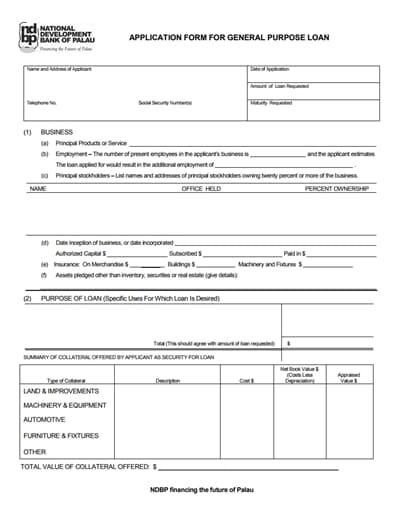 form recognition