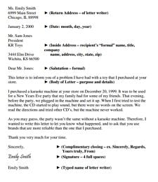 Business Letter Template: Free Download, Create, Fill, Print