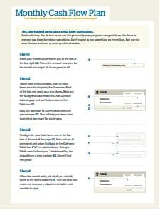 Formulário de Orçamento Dave Ramsey: Baixe, Crie, Edite, Preencha e Imprima
