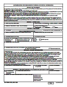 Dd Form 2870 - Free Download Edit, Fill, Create, and Print
