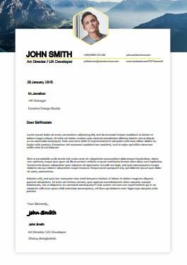 Resume Template - Exclusive Resume Set