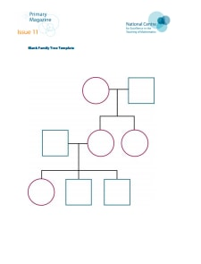 Family Tree Chart Template: Download, Create, Edit, Fill and Print