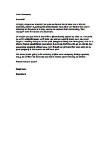 Farewell Letter Template: Download, Create, Edit, Fill and Print