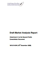 Market Analysis Template  : Free Download, Create, Edit, Fill and Print