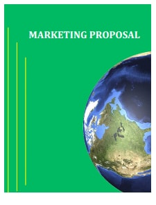 Marketing Proposal Template: Free Download, Edit, Fill, Create and Print
