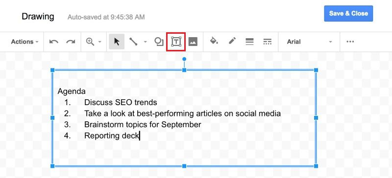 add watermark in google docs