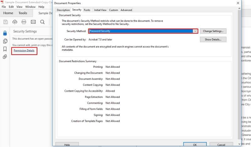 Passwort aus pdf löschen