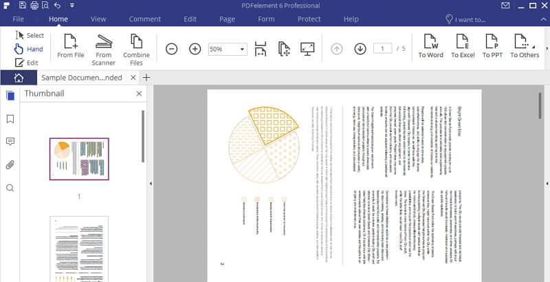 ruotare tutte le pagine di un pdf