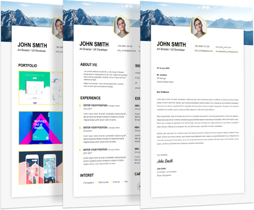 Free Cover Letter Samples And Templates Wondershare Pdfelement