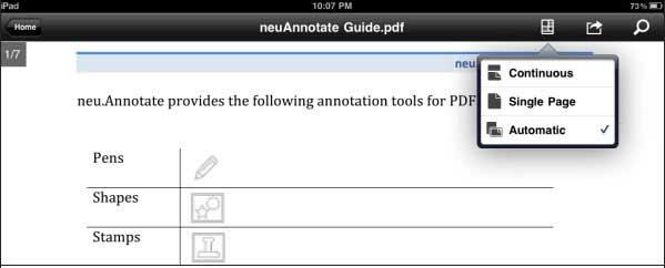 leggere pdf con adobe reader su ipad