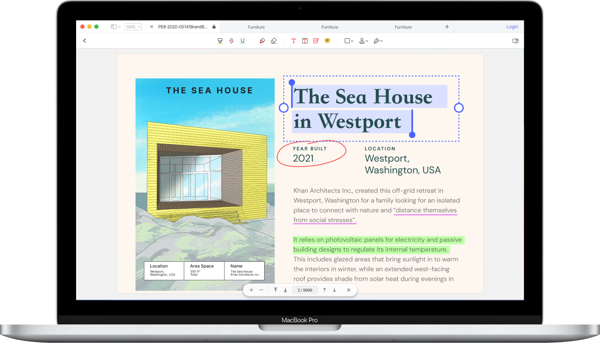 adobe acrobat alternatives for pdf editing on macos 10.14