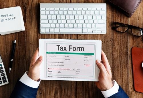 tax credits claim