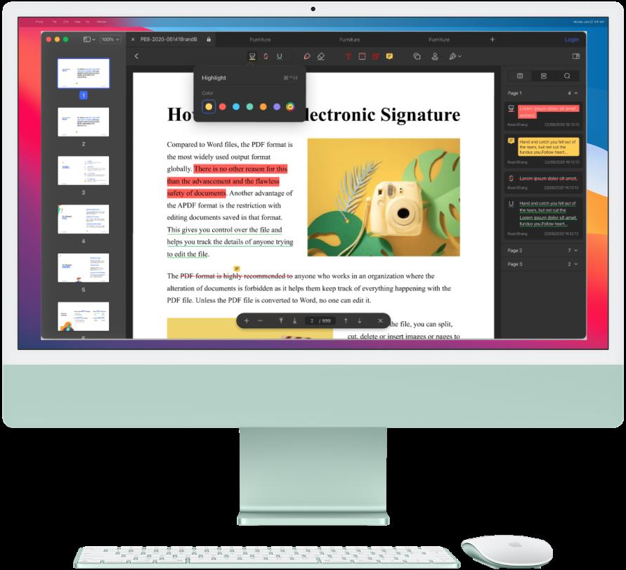 mac nitro pdf editor