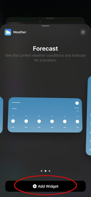add, remove, and customize widgets on ios 14
