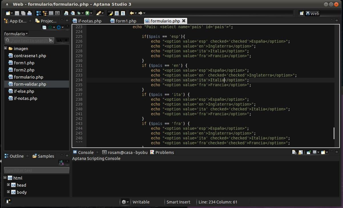 editor html wysiwyg per macos 10.14