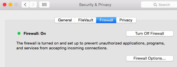 secure your mac on macos 10.14