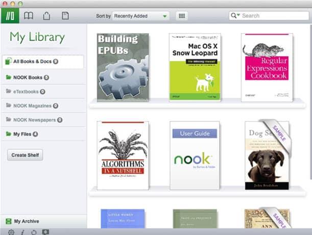 epub reader free macos 10.14