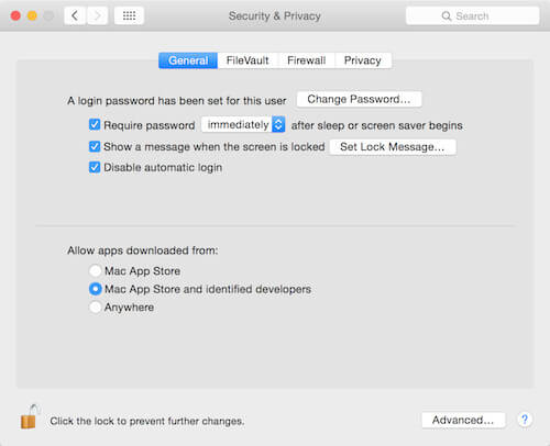 security tips to protect your privacy on macos 10.14