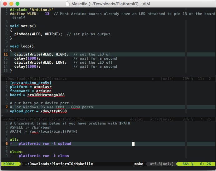 editor di html per macos 10.14