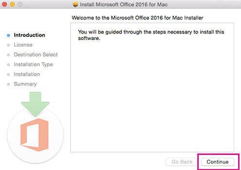 macos 10.14 word processor