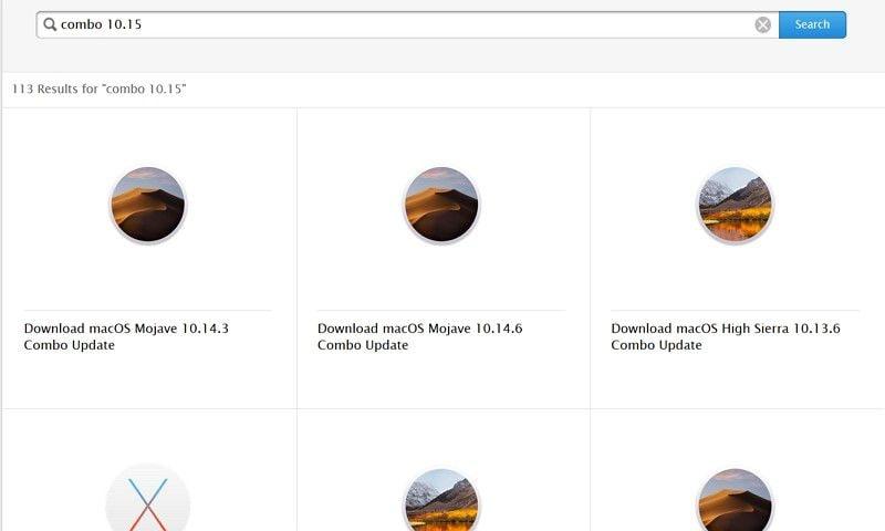 fix macOS 10.15 update& installation stuck or fail