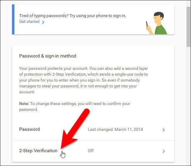 prevenir a notificação de senha google necessária no macos 10.15