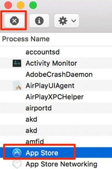 force quit activity monitor macos 10 15