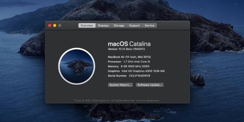 fix macOS 10.15 update failure/stuck/installation error