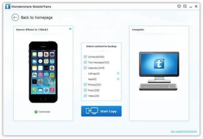 datenübertragung zwischen iphone und mac