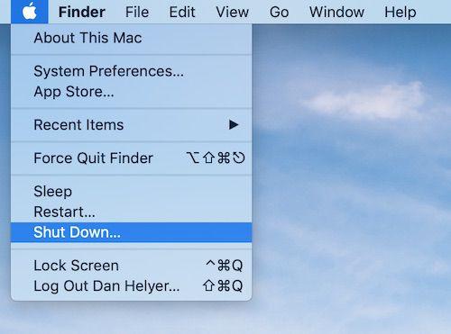 fix facetime errors on mac 10.15