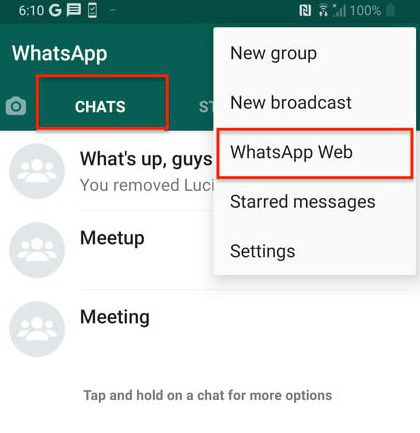 set up whatsapp on macos 11
