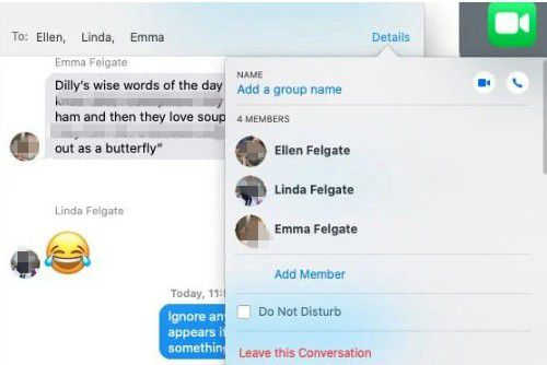 use group facetime on macos 11