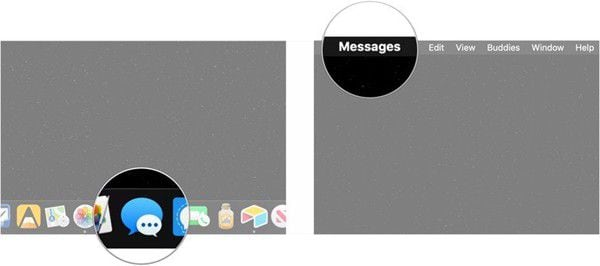 can I get text messages on macos 11