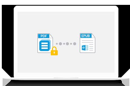 convert protected pdf to epub