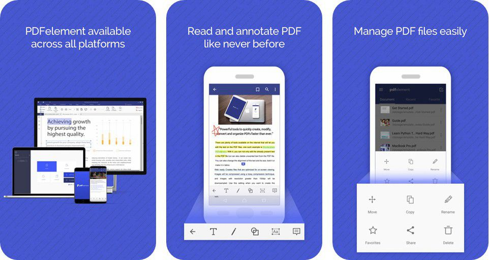 modificare pdf android